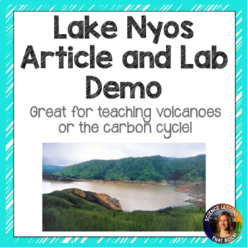 Carbon Cycle Close Reading and Lab Demo