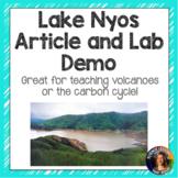 Lake Nyos Close Reading and Lab Demo