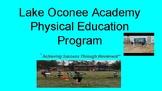 Lake Oconee Academy Physical Education K-5 Notebook