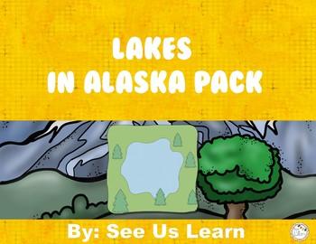 Lakes in Alaska Pack
