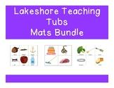 Lakeshore Teaching Tubs Mat Bundle