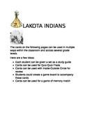 Lakota - American Indians