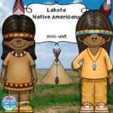 Native Americans: Lakota Indians