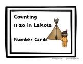 Lakota Numbers 11-20