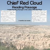 Lakota Reading Comprehension Passage: Chief Red Cloud