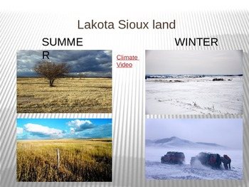Lakota Sioux Indians Powerpoint