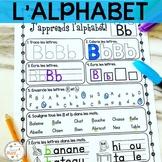 French alphabet - Activités pour maternelle-1/K-1