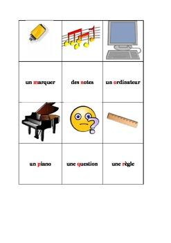 L`alphabet et les accents français