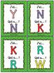 "French alphabet - (majuscules) - jeu ""j'ai... qui a...?"""