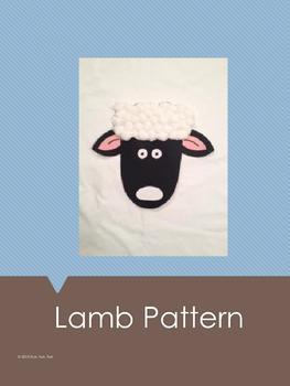 Lamb Art Pattern