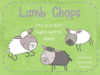 Lamb Chops Spring Center