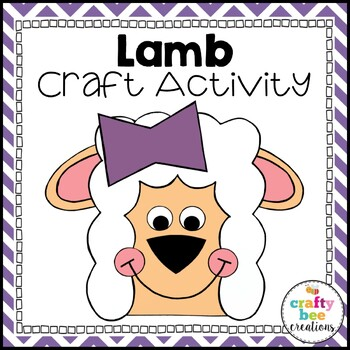 Lamb Cut and Paste