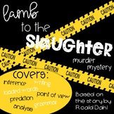 Lamb to the Slaughter: Murder Mystery