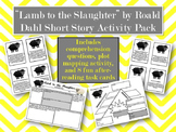 """""""Lamb to the Slaughter"""" by Roald Dahl Short Story Activity Pack"""