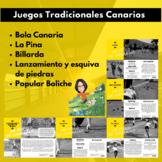 JUEGOS - Láminas Juegos Tradicionales Canarios