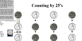 Laminate Worksheet counting quarters to $5.00