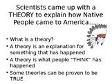 Land Bridge Theory (Native Americans)