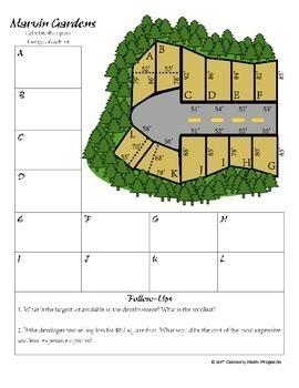 Land Developer -- Area of a Trapezoid - 21st Century Math Project