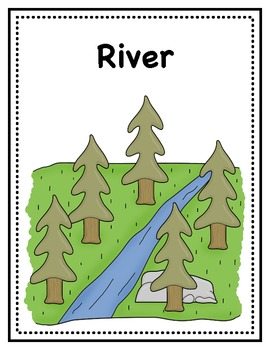 Land Forms (Landforms) and Water Forms - Geography - Resources