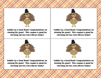 Land Ho!: Thanksgiving Review Game