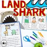 Land Shark Digital Read-Aloud   Distance Learning