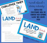 Land Shark - Read Aloud & Activity