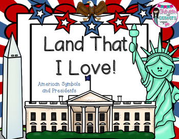 Land That I Love! A Literacy and Math Unit