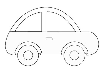 Modes Of Transportation Coloring Pages - Free Coloring Pages | 247x350
