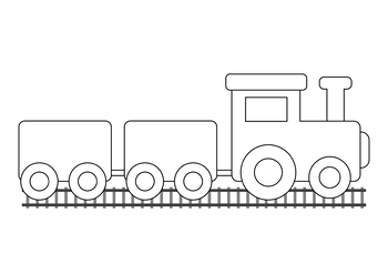 Land Transport Coloring Sheets