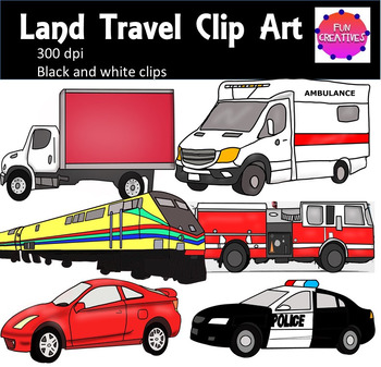 Land Transport- Realistic Graphics
