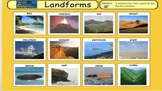 Land & Water Features PowerPoint