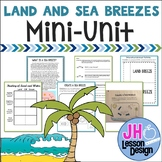 Land and Sea Breezes Unit
