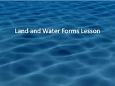 Land and Water Forms Interactive Presentation