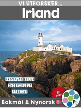 Land i Europa - Irland [Utforskingsopplegg] [BM&NN]