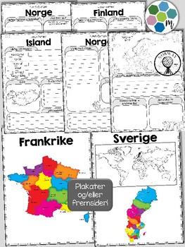 Land i Europa - Tyskland [Utforskingsopplegg] [BM&NN]