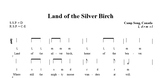 Land of the Silver Birch Master Copy