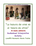 Landfill Harmonic Movie Interpretive Previewing Activity w