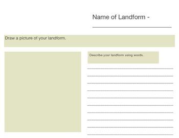 Landform Brochure