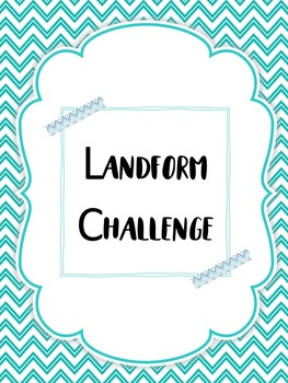 Landform Challenge