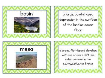 Landform Concentration