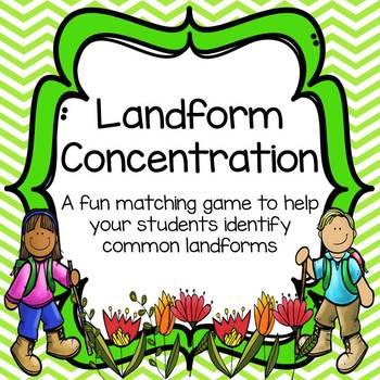 Landform Concentration