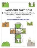Landform Cube Toss