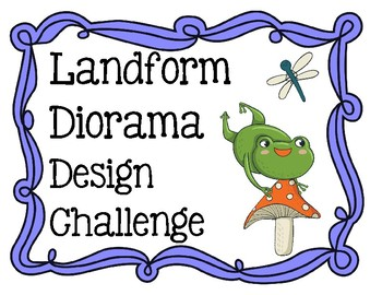 Landform Diorama: An Ecosystem and Food Chain STEM Lesson with PREZI