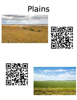 Landform Facts