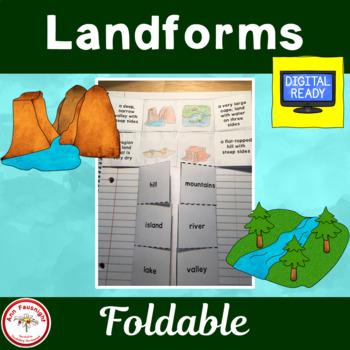 Landform Foldable