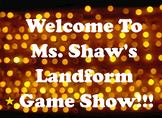 Landform Game Show