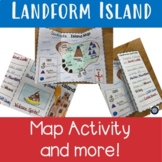 Landform Island: Make a Map!