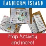 Landform Island: Make a Map!