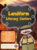 Landform Literacy Centers