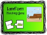 Landform Matching Game